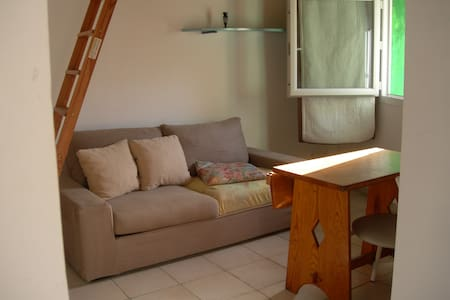 Studio campagnard - Appartement
