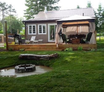 Waterfront Cottage with Great Deck - Magnetawan - Zomerhuis/Cottage