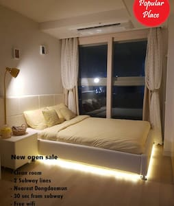 ★東大門,Dongdaemun walk 5min,city view - Apartment