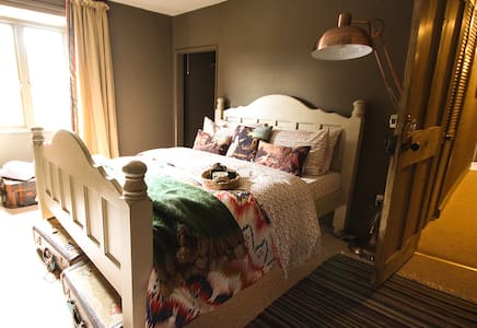 The Culm Valley Inn, sumptuos king size no.2 - Bed & Breakfast