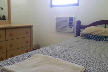 Room 1 in Casa Palmas near route 2 - Quebradillas - Pension