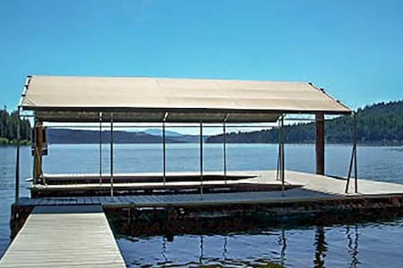 Sun-Up Bay Lodge - Worley - House