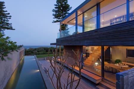 88 Boomerang Drive - Architectural Beach House - House