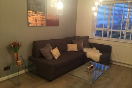Stylish Clean london apartment 2min to station!!! - Huoneisto