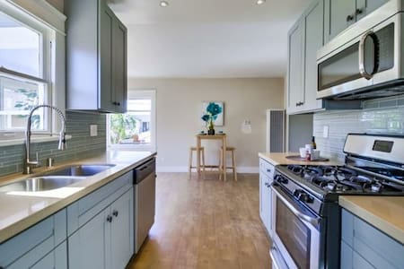 Imperial Beach Craftsman Remodeled