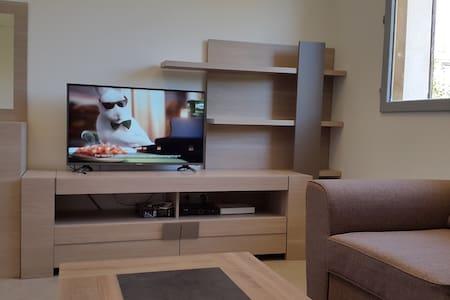 Appartement climatisé avec terrasse Wi FI . - Saint-Marcel-lès-Valence - Appartamento