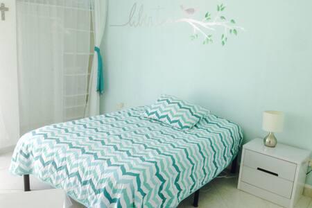 Habitacion en el corazon de playa - Playa del Carmen - Apartment