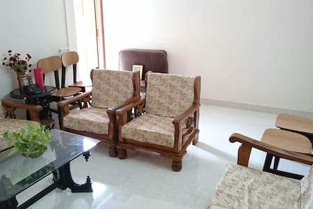 Spacious 1BHK in Margao, Goa - Margao