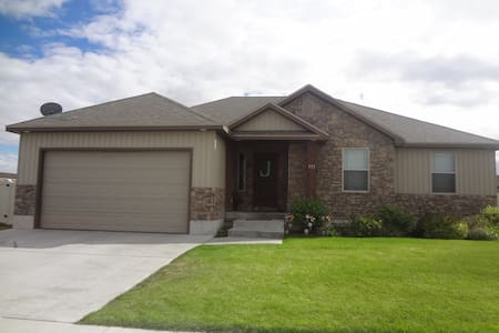 6 Bedroom Home near BYUI - Hus