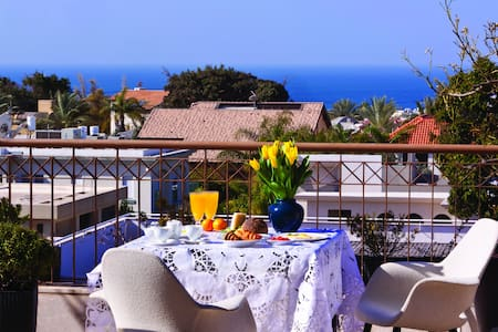 Beautiful apartment with sea view - Apartamento