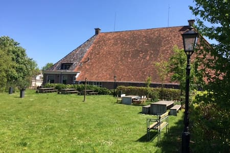 ZoFier B&B in Lake District Friesland, appartement - Daire