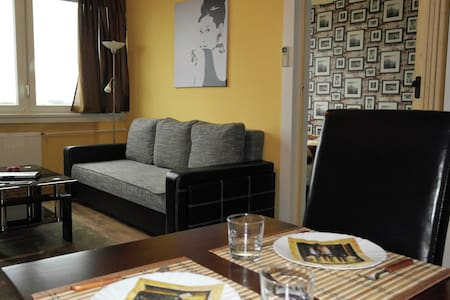 Center Piac Apartment - Debrecen - Apartment