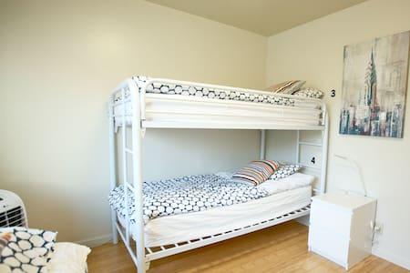 Santa Clara HackerHome Bunk Bed 3 - Santa Clara - Wohnung