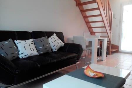 Villa 2 chambres dont une avec terrasse - Narbonne