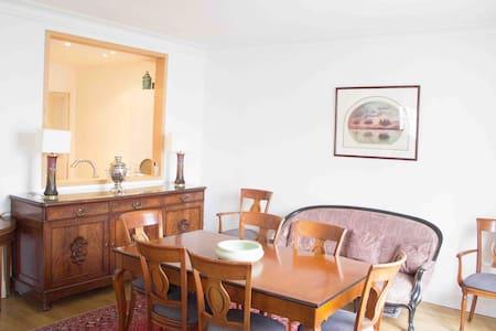Auteuil Paris, luxury and bright flat  ! - Lägenhet