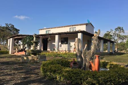 Casa campestre Mesa de los Santos - Mesa de los Santos