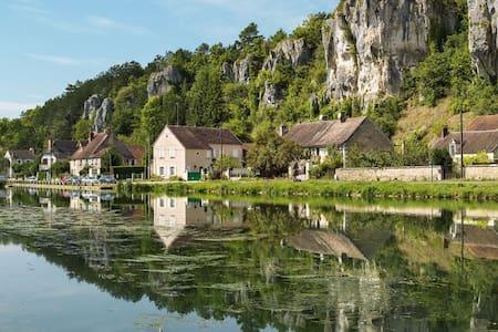 """""""Le Saussois"""" in Merry-sur-Yonne - Merry-sur-Yonne - Dům"""