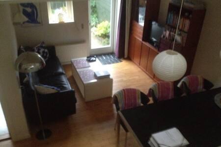 Moderne dejligt rækkehus med have - House