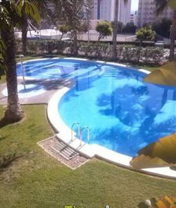 Apartamento en playa Cullera - Cullera