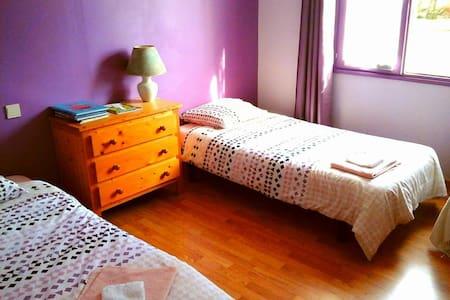 Chambre meublée proche Nantes - Hus