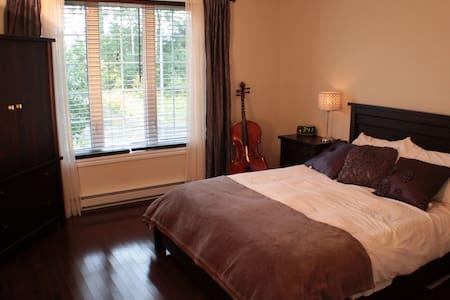 Maison accueillante à Alma, Saguenay Lac-St-Jean - Alma - Maison