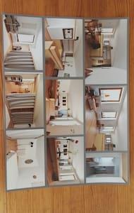 T2 cosy hypercentre - Apartemen