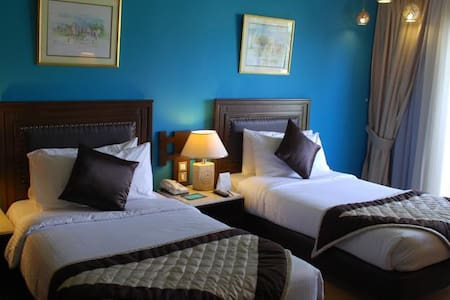 Nice Room inside hotel at Giza - Bed & Breakfast