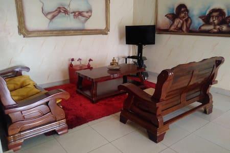 île tranquille - Yaounde - Appartamento