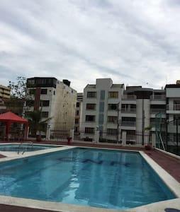 apartamento por dias en rodadero santa marta col - Santa Marta (Distrito Turístico Cultural E Histórico) - Lakás