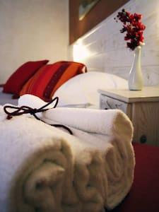 FiumicinoAirport B&B Deluxe! Camera doppia - Fiumicino - Bed & Breakfast