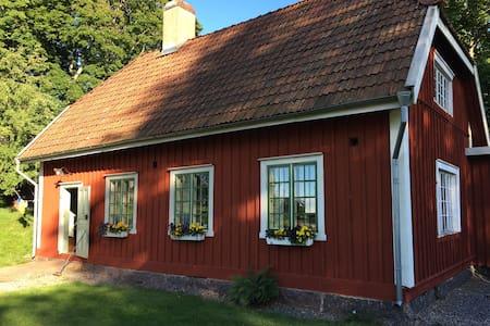 Summer paradise by Göta Kanal - House