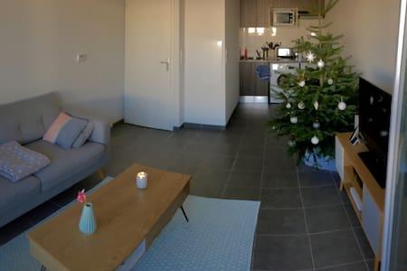 Appartement T2 moderne au Nord de Toulouse - Toulouse - Appartement