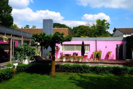 Great bungalow with pool - Vught