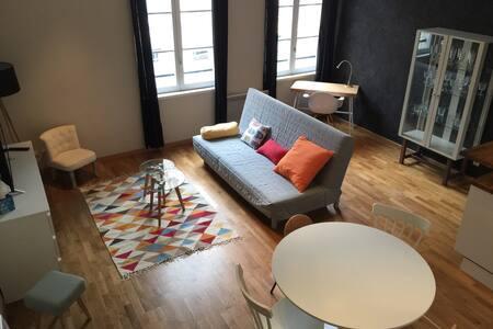 Bel appartement dans le Vieux-Lille - Apartamento
