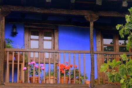 Village house in the countryside - Valle de Zamanzas - House