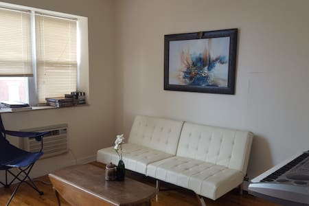 Cozy Room in Beautiful Duplex in Brooklyn - Brooklyn - Condominium