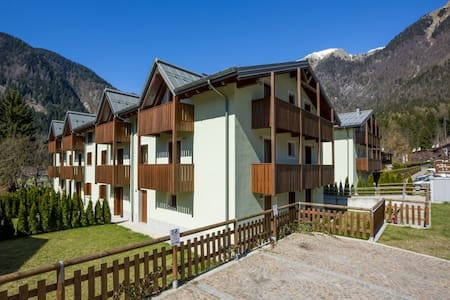 Bilocale in ottima posizione - Carisolo - Wohnung