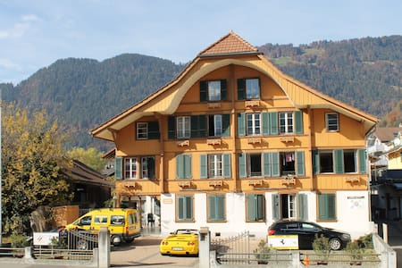 Jungfrau Appartment - Unterseen - Apartment