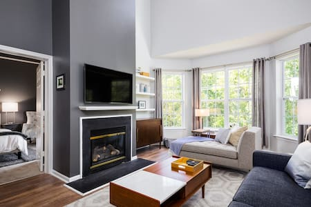 NICKSON Suites - King of Prussia: 2Bdrm Loft Suite - Norristown - Appartamento