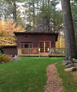 Woodstock cabin 3 miles from town - Cabin