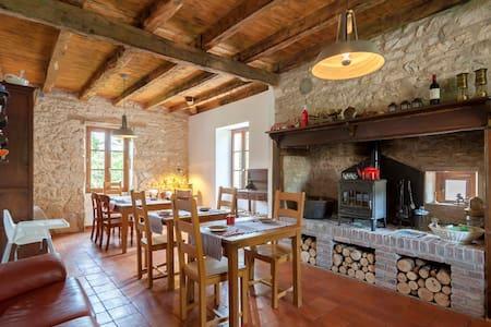 Chambres et table d'hôtes La Panacée - kamer 5 - Cuzance
