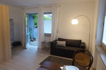 1-Zimmer Appartement in Kirchheim (Teck) - Lejlighed