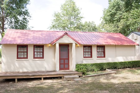 Town Branch Guest Ranch Cabin 2 - Tahlequah - Cabana
