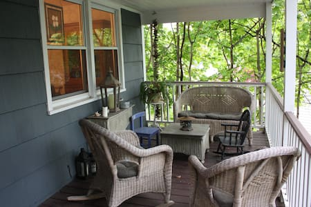 3BR/2BA + Guest Rm. SUBLET 6mo. ONLY JAN-July 2017 - Hastings-on-Hudson - Haus