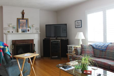 Cozy, quiet and clean 2BD/1B House