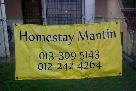 Homestay Mantin - Casa