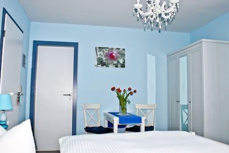 Doppelzimmer Rügen - Yoga und Meer - Wikt i opierunek
