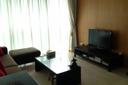 Condo apartment, city center, huge pool - Singapore - Condominium