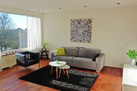 Sunny apartment near parks and lake (Sloterplas) - Amsterdã - Apartamento