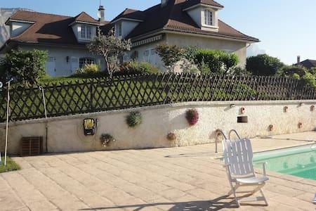 Grande maison avec piscine en Gresivaudan - Wohnung